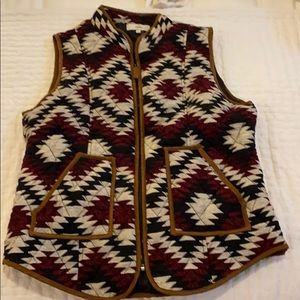 Vest for fall/winter!